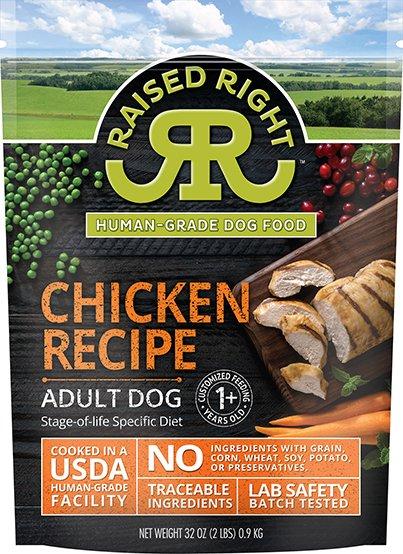 Chicken Adult Dog Recipe