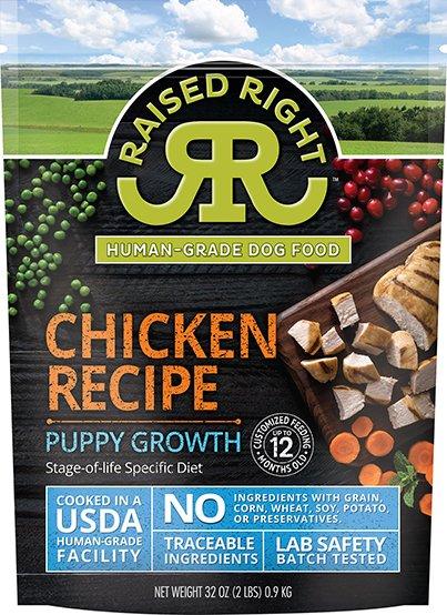 Chicken Puppy Growth Recipe